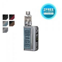 VOOPOO DRAG 3 Kit with 2 Free Liquids