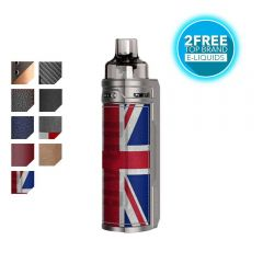 VOOPOO DRAG S Kit with 2 Free Liquids