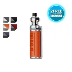 VOOPOO DRAG S Pro Kit with 2 free liquids from tecc.co.uk