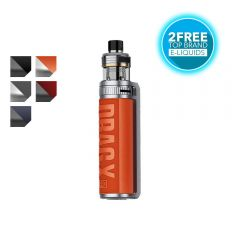 VOOPOO DRAG X Pro Kit with 2 free liquids from tecc.co.uk