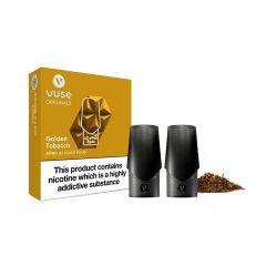 Vuse Originals ePen Pods x 2 - Golden Tobacco