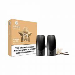 Vuse Originals ePen Nic Salt Pods x 2 - Infused Vanilla