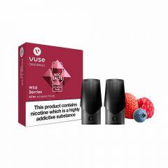 Vuse Originals ePen Nic Salt Pods x 2 - Wild Berries