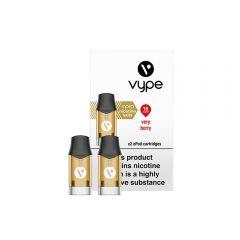 Vype ePod vPro Cartridges x 2 - Very Berry