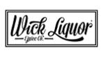 Wick Liquor Logo