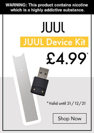 JUUL Battery and Charger £4.99