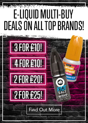 E-liquid Multi-Buy Deals
