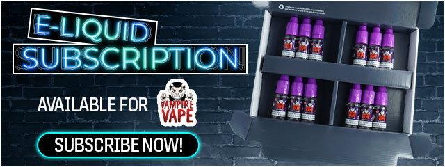 Vampire Vape E-liquid Subscription