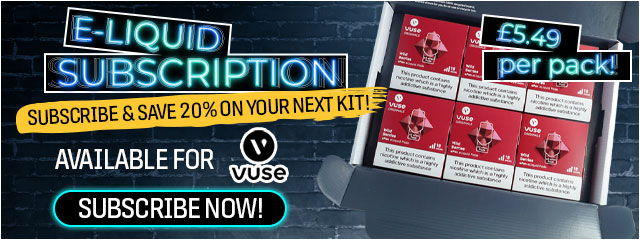 Vuse ePen Pod Subscription