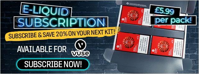 Vuse ePod Pod Subscription